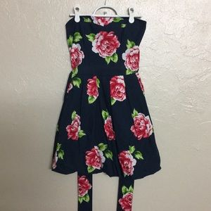 New ABERCROMBIE & FITCH Floral Dress
